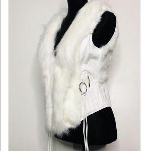 Faux Fur Trendy Vest